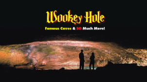 Kids Go Half Price at Wookey Hole Caves