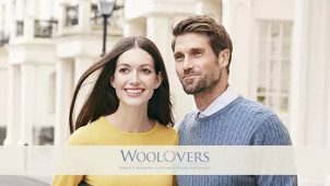 20% Off Orders with Friend Referrals at WoolOvers