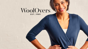 Up to 60% Off Garments at WoolOvers
