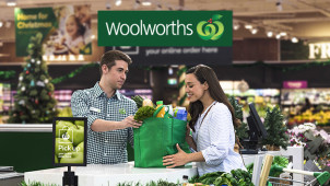 Find 50% Off Selected Departments at Woolworths Online