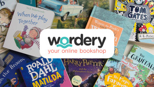 10% Off Third Book with 3 Book Orders at Wordery