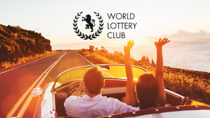 2 Bets for £2 on the EuroMillions at WorldLotteryClub - £66M Jackpot!
