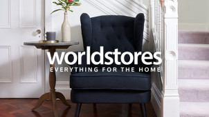 £20 Gift Card with Orders Over £150 at Worldstores