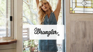15% Off First Orders with Newsletter Sign-ups at Wrangler