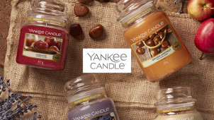 20% Off Personalised Candles Yankee Candle