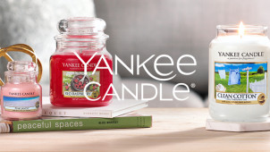 25% Off Selected Fragrances at Yankee Candle