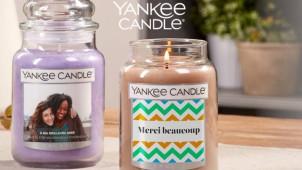 25% de réduction avec les bons plans du mois sur Yankee Candles