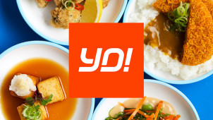 £5 Off! Save £2.50 on Your First 2 YO! Sushi Takeaway Orders with Deliveroo