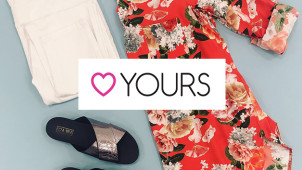 Over 50% Off in the Pre-Christmas Sale at Yours Clothing