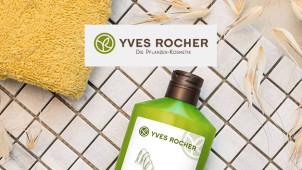 15% Rabatt auf ALLES ab 45€ MBW bei Yves Rochers