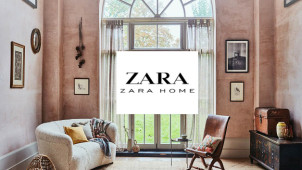 Find 40% Off in the Mid-Season Sale at Zara Home
