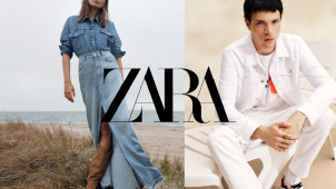 Up to 45% Off Selected Women's Coats at Zara
