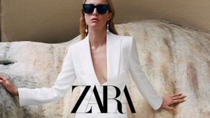 Find €40 Off Dresses, Jumpsuits and Jackets and More in the Sale at Zara