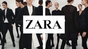 Zara Clothing for £5 at Everything 5 Pounds
