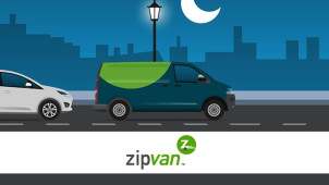 £20 Credit with Zipvan Registration at Zipvan