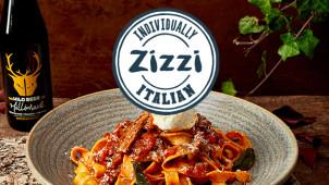 Lunch Set Menu from £10.95 at Zizzi