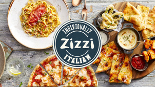 Kids Set Menu from £6.75 at Zizzi