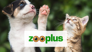 5% Off First Orders at zooplus Pet Shop
