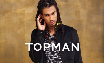 Grab up to 80% Off in the Clearance Sale at TOPMAN