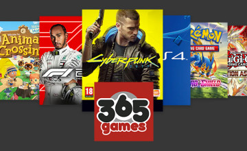 International Delivery Available at 365Games