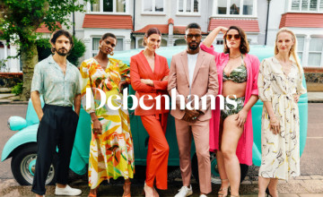 70% Off Selected Lines in the Seasonal Sale ☀️   Debenhams Discount Offer