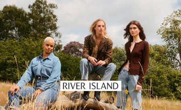 Save 15% with this Voucher Code on First Orders Over €65 at River Island🤑
