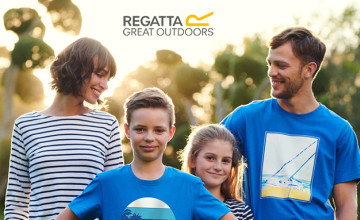 Extra 15% Off Orders at Regatta