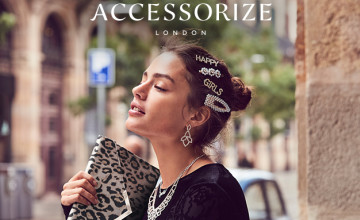 Up to 50% Off Orders in the Sale at Accessorize