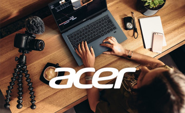 Free £50 Voucher with Orders Over £440 at Acer