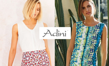 Jewellery from £30 at Adini Online