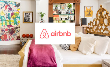 £50 Off First Stays at Airbnb