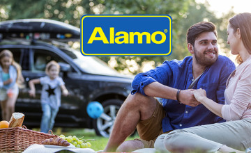 Save up to £45 a Week with Free Additional Driver in the USA at Alamo