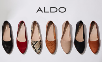 10% Off Next Orders with Newsletter Sign-Ups at ALDO