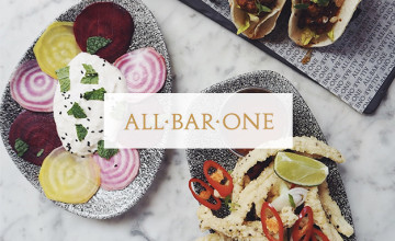Free Cocktail with Loyalty App Sign-ups at All Bar One