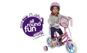 Free £10 Voucher with Orders Over £200 at All Round Fun