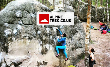 £5 Off First Order with Newsletter Sign-ups at Alpinetrek