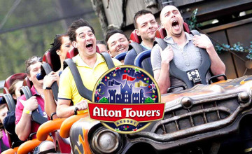 Find 20% Discount on Selected B&B Stays with Merlin Annual Pass at Alton Towers Holidays
