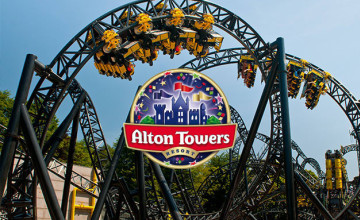 26% Off Tickets at Alton Towers