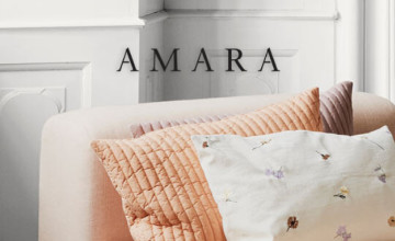 £20 Off with Newsletter Sign Ups at Amara