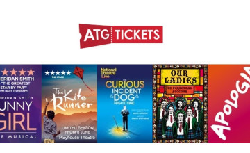 Save an Average of £50 a Year with Membership at ATG Tickets