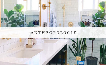 Get 10% Off First Orders with this Anthropologie Discount Code