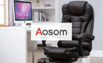 11% Off First Orders with Newsletter Sign-ups at Aosom