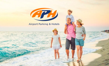 £5 Gift Card with Orders £60 at APH - Airport Parking & Hotels