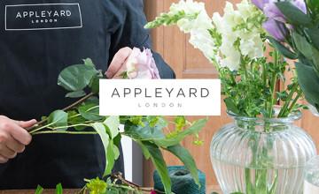 20% Off Bouquet Orders at Appleyard Flowers
