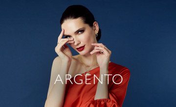 Enjoy 40% Off Jewellery in the Sale at Argento💍
