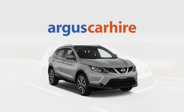 Luxury Car Hire from £41.31 Per Day at Argus Car Hire