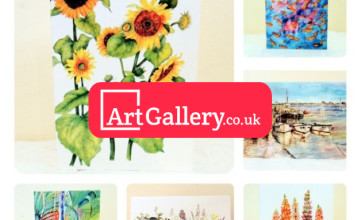 10% Off Orders with Newsletter Sign-ups at Art Gallery