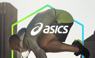 £5 Gift Card with Orders Over £75 at Asics Outlet