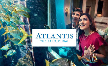 10% Off Bookings for Members at Atlantis The Palm