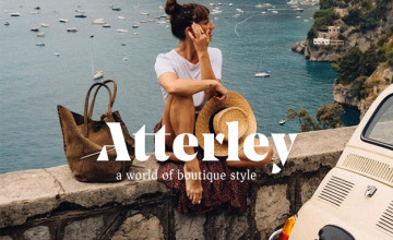 10% Off Orders with Newsletter Sign Up at Atterley